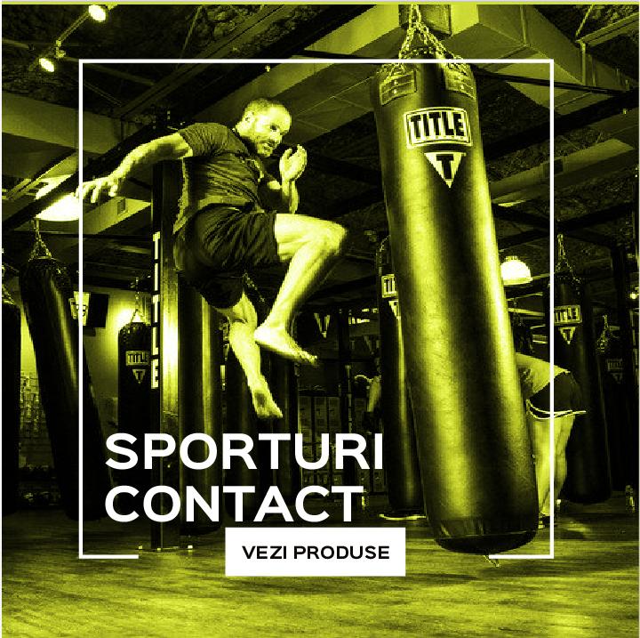 sporturi contact